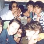 2164 Dana Tab. Rasnov 1997, in tren