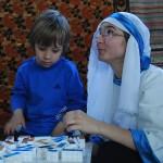 """Activitati la """"Cortul beduinilor"""""""
