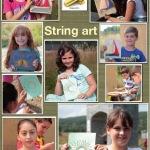 08. String art