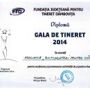 Diploma 2014 Exploratori pentru Viitor DB