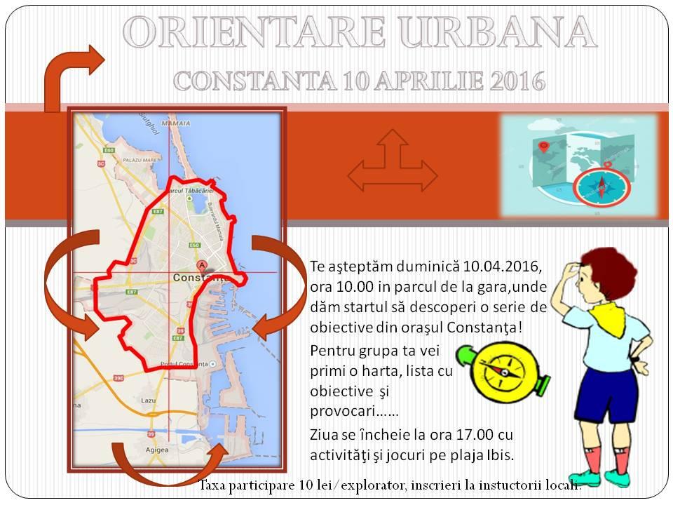 Orientare urbana ct 2016