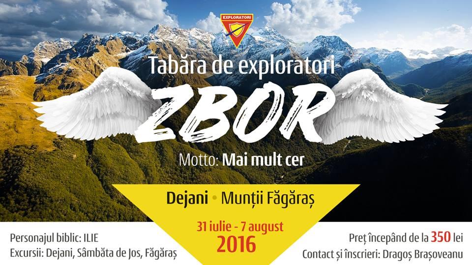 Zbor 2016