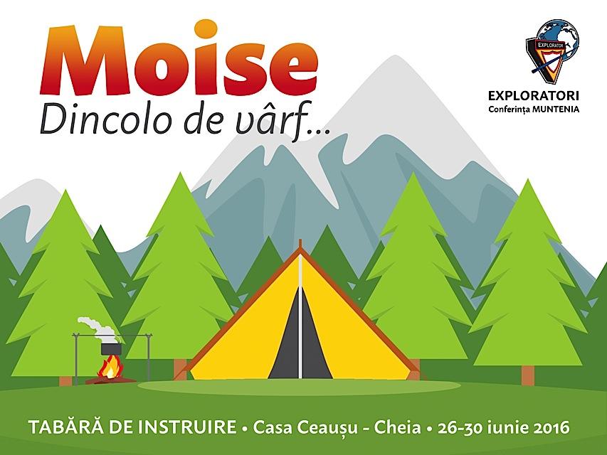 Moise, Cheia 2016